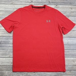 Under Armour Mens Loose Fit Heat Gear Gym Shirt
